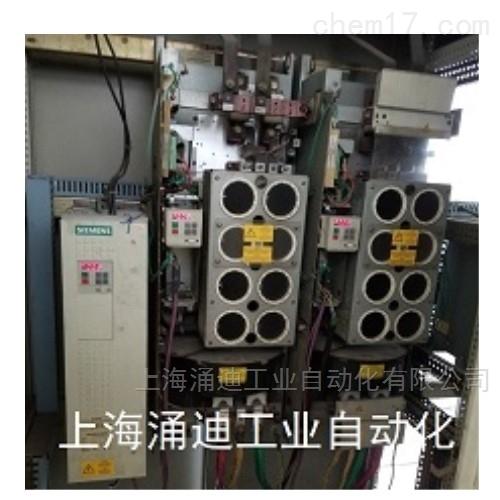 西门子变频器不报故障电机不转维修
