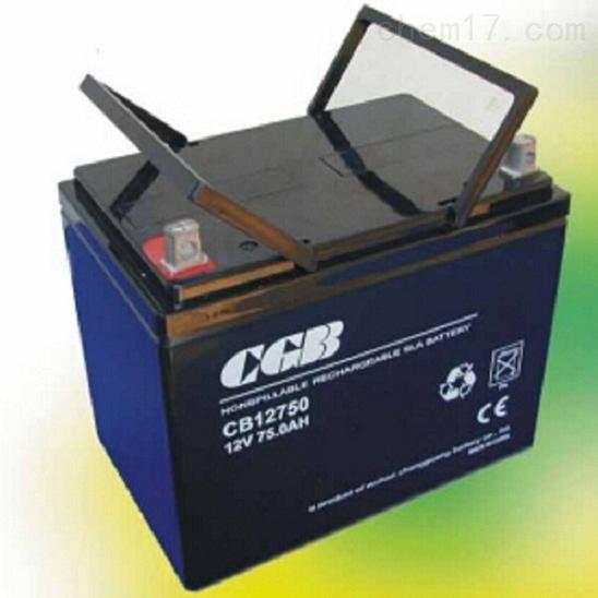 CGB长光蓄电池CB12750价格