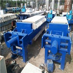 盛隆闲置一批污水处理压滤机