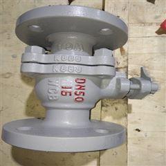 Q41H-16C-50碳鋼硬密封球閥
