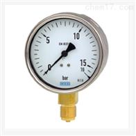 WIKA 威卡波登管压力表 不锈钢表壳 212.20