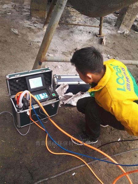 低浓度烟尘烟气分析仪