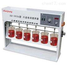 SG-3036-S六联电动搅拌器