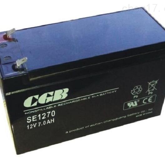 CGB长光蓄电池SE1270技术应用