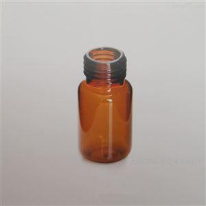 18mm10ml圓底棕色精密螺紋頂空樣品瓶