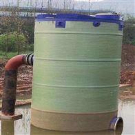 可定制天津一体化预置泵站