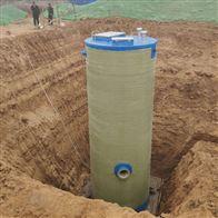 可定制张家口地埋式一体化泵站