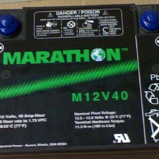 GNB蓄电池M12V40销售