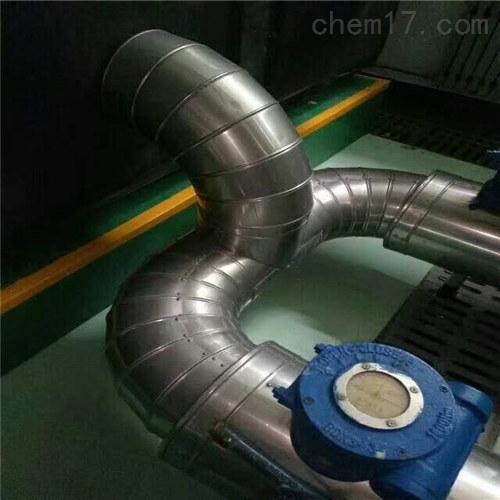 昆明铁皮管道保温安装技术要求有哪些?