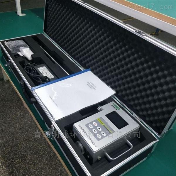 李工推荐餐饮业油烟非甲烷总烃颗粒物检测仪