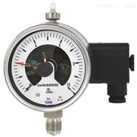 PGS23.100, PGS23.160WIKA帶開關電接點的波登管壓力表