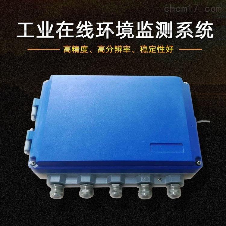 多合一空气质量检测仪产品介绍图