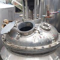 回收各种型号二手钛材反应釜