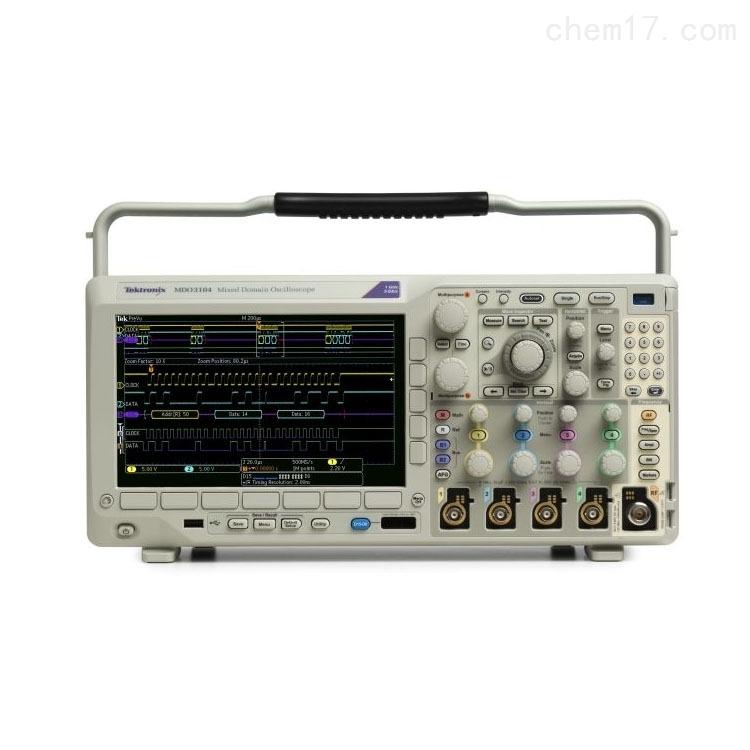 Tekronix 泰克  MDO3054 示波器