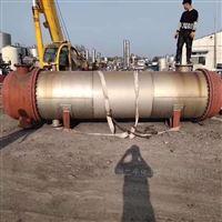 多种规格出售二手钛材冷凝器价格