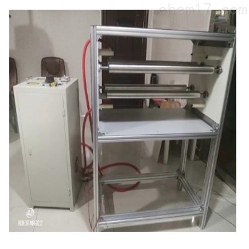 熔喷布静电驻极处理架
