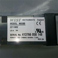 N6500Z211002WEST温控器WEST 6500双路输出,温度控制器