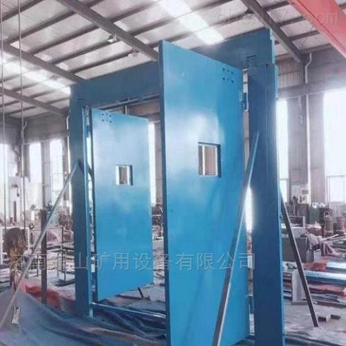 矿用自动平衡风门