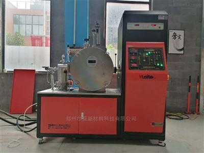 KZG-11kg小型臥式真空感應爐