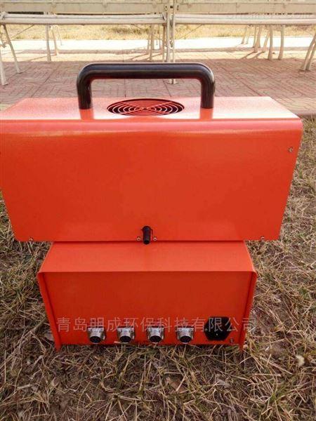 5Y系列不透光烟度计用于柴油车测黑烟