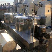回收600 800 1250型二手304平板吊带离心机,1250衬塑