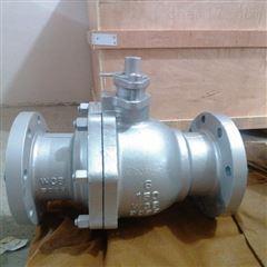 Q41H-150LB-150美标碳钢硬密封球阀