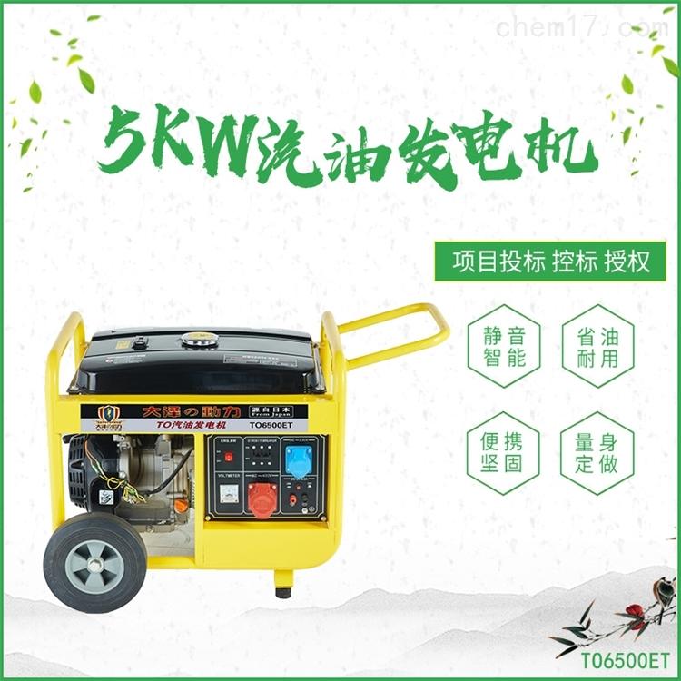 自动切换TO3200ET汽油发电机