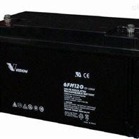 12V120AH威神通信蓄电池6FM120-X