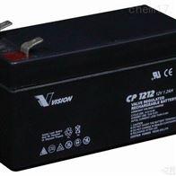 12V1.2AH威神蓄电池CP1212一级供应商