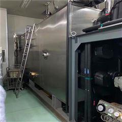 回收设备二手10平方医药冻干机,食品冷冻干燥机出售