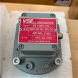 现货VSE齿轮流量计VS0.4GPO12V 32N11/2