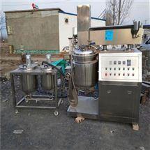 50L 200L 300L 500L 1000升二手100L真空均质乳化机,全新1吨乳化罐