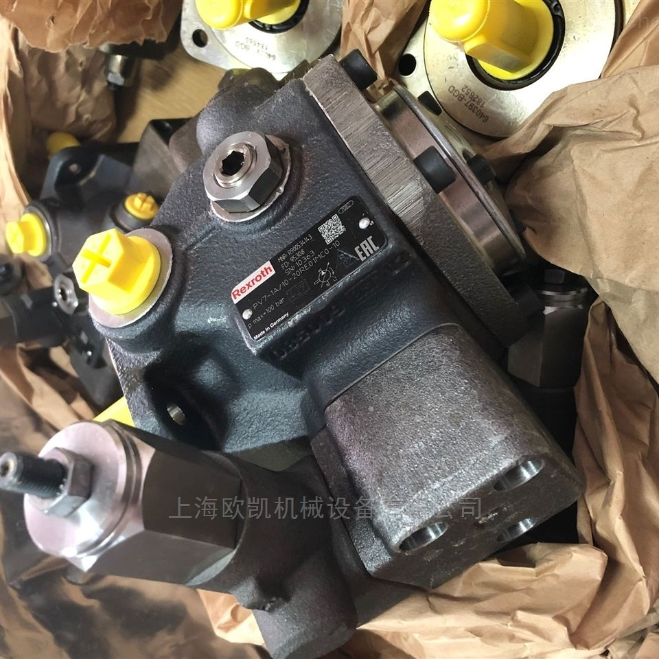 PGF2-2X/011RE01VE4力士乐齿轮泵代理现货