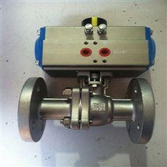 Q641F-16P25气动不锈钢球阀
