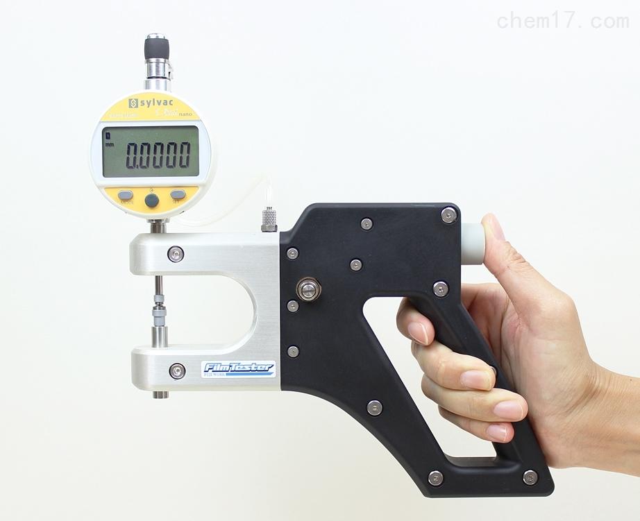 日本富士fujiwork便捷式自动薄膜测厚仪