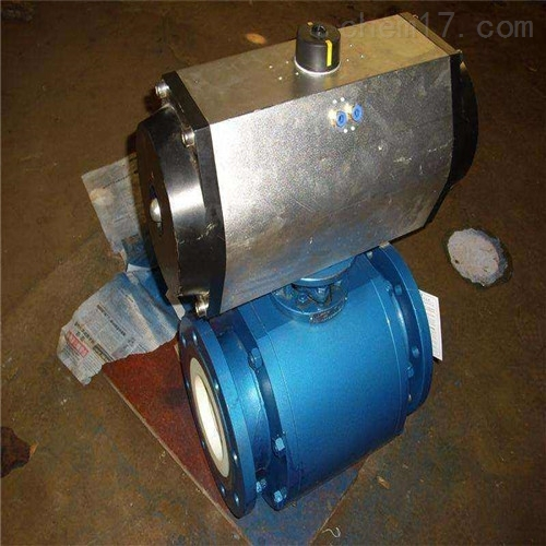 Q641TC气动耐磨陶瓷球阀性能可靠