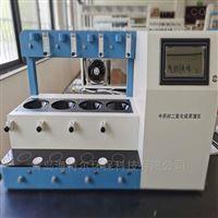 HT107-1RW全触屏控制二氧化硫检测仪无需外接自来水