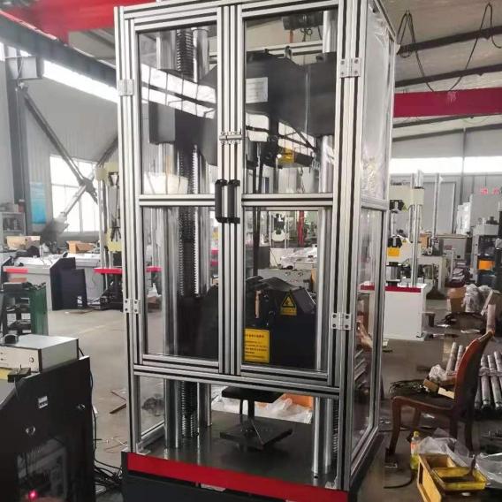 电液伺服备胎升降器振动试验机一诺厂家
