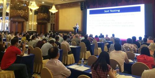 """""""第十五届土壤与植物分析国际会议""""在南京召开"""