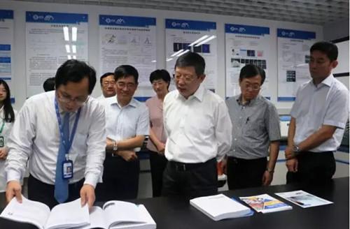 抓住机遇做大做强——上海市市长考察调研上海纽迈