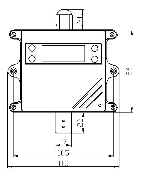 ddfb485 温湿度变送器