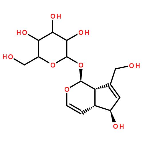 桃叶珊瑚苷>479-98-1>科研用