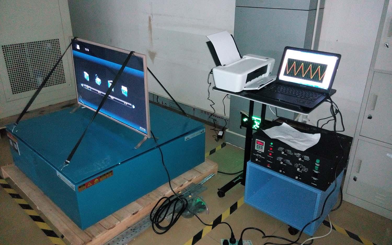三轴振动试验台