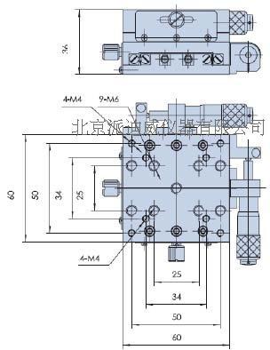 多维立体型结构图