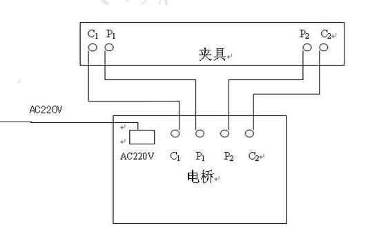 qj36b-2数字直流双臂电桥面板说明和操作方法