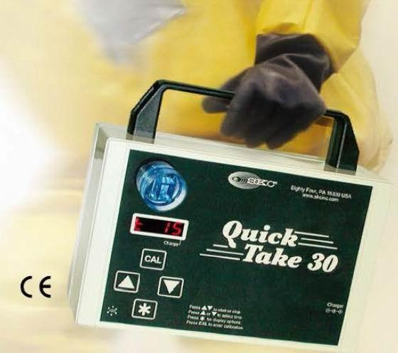 美国个体采样泵----高流量空气采样器Quick Take 30