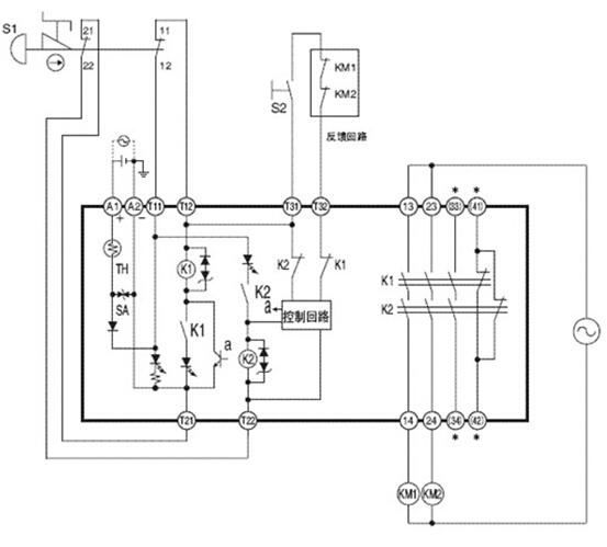 固态继电器 crouzet高诺斯时间继电器