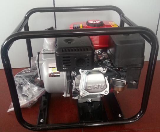 小型汽油水泵