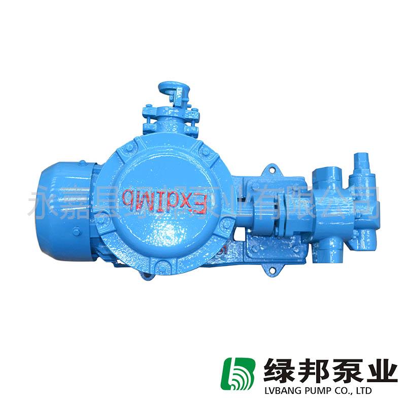 KCB防爆齿轮油泵,防爆输油泵