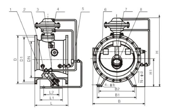 路宝水温传感器电路图
